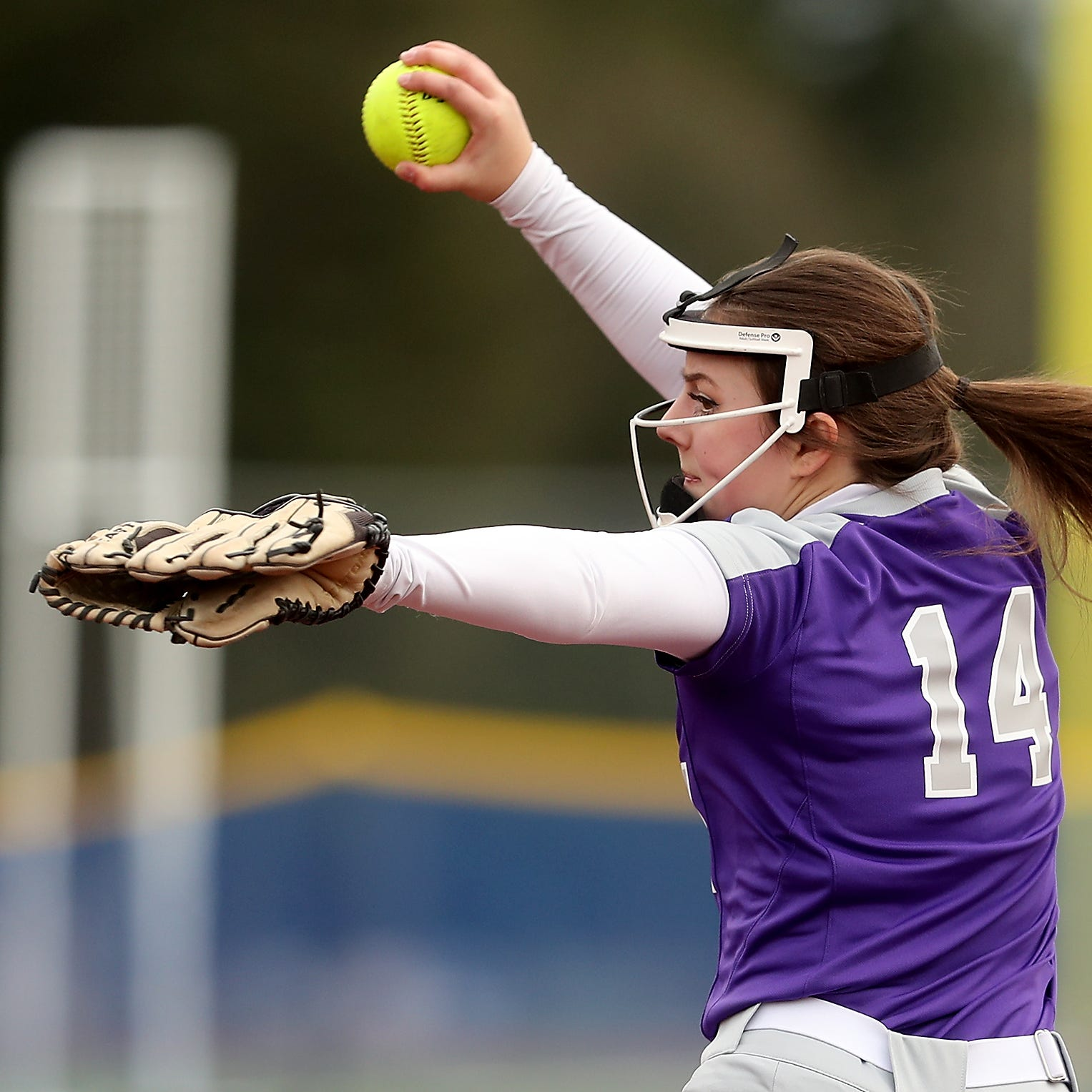 Softball's offensive explosion has made the ace more rare