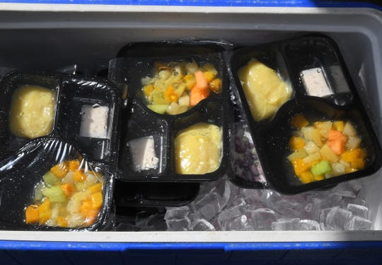 Every weekday, more than 600 people receive a nutritious meal from the Meals on Wheels program in Brevard County. Another 305 eat at Seniors at Lunch sites.