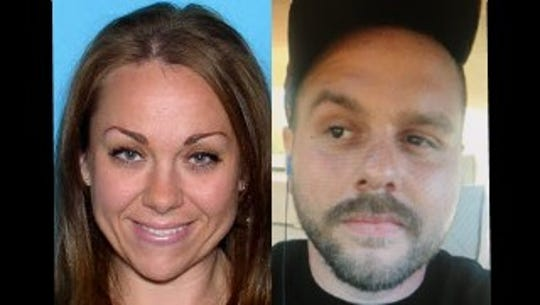 Police said Karis Diaz (left) and Curtis Clemons were arrested in connection with Sophia's disappearance.