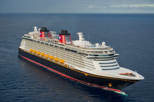 The 4,000-passenger Disney Fantasy offers seven-day cruises out of Port Canaveral. The ship has plenty of fun for families and kids, but there are plenty of adults-only activities, too.