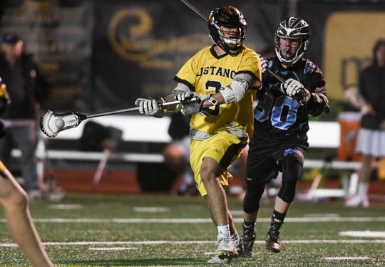 Nick Sidor of Merritt Island was named All-Cape Coast Conference lacrosse for 2020.