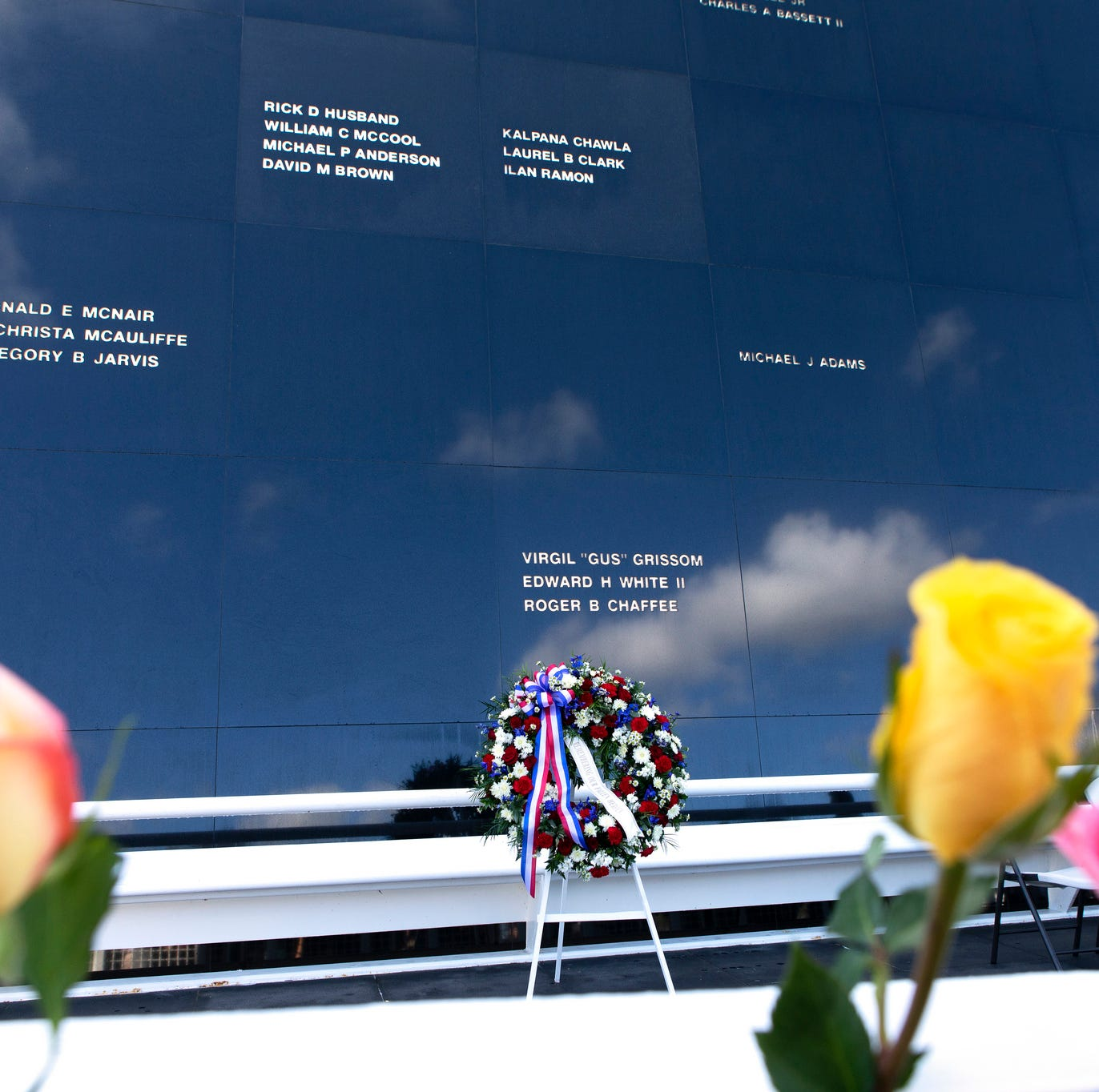KSC memorial may honor more than just government astronauts