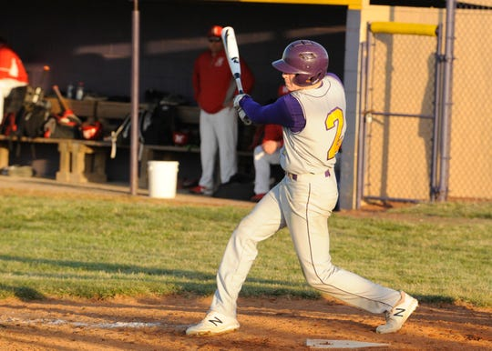 Unioto baseball beat Paint Valley 3-2 despite a complete game from PV's Brock Blanton.