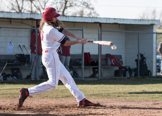 Zane Trace defeated Logan Elm 12-3 during a home game Wednesday night.