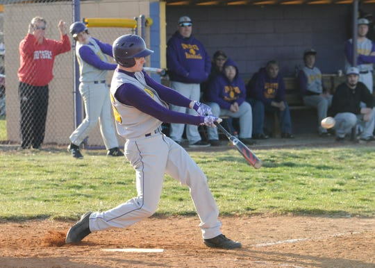 Unioto baseball defeated Piketon 4-3 on Friday night as Cameron DeBord was the winning pitcher.