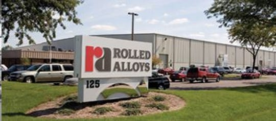 Rolled Alloys Inc. will receive a five-year, 50 percent property tax abatement, which keeps the business and its full-time jobs in the city of Fairfield.