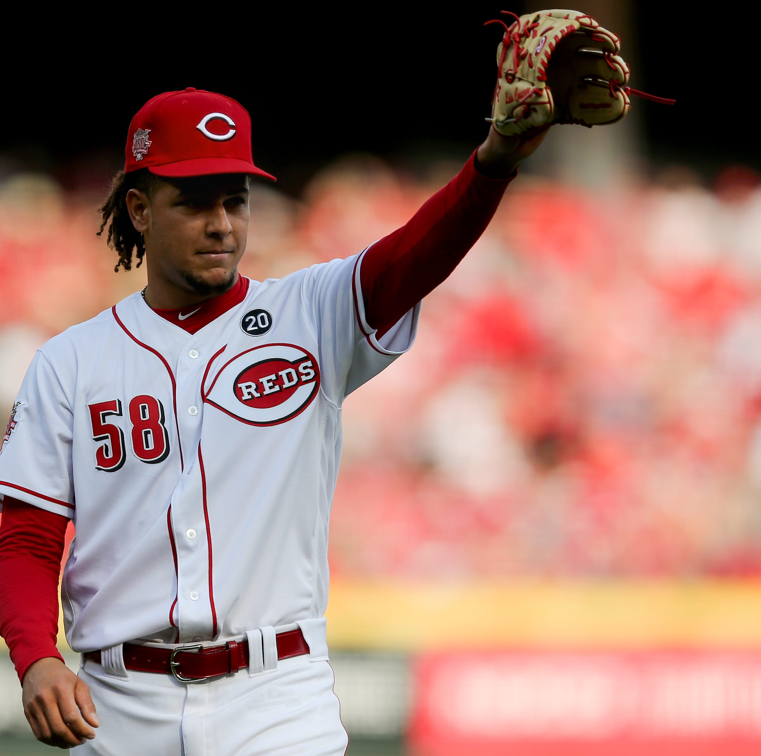 Cincinnati Reds' Luis Castillo shows why manager David Bell's faith was not misplaced