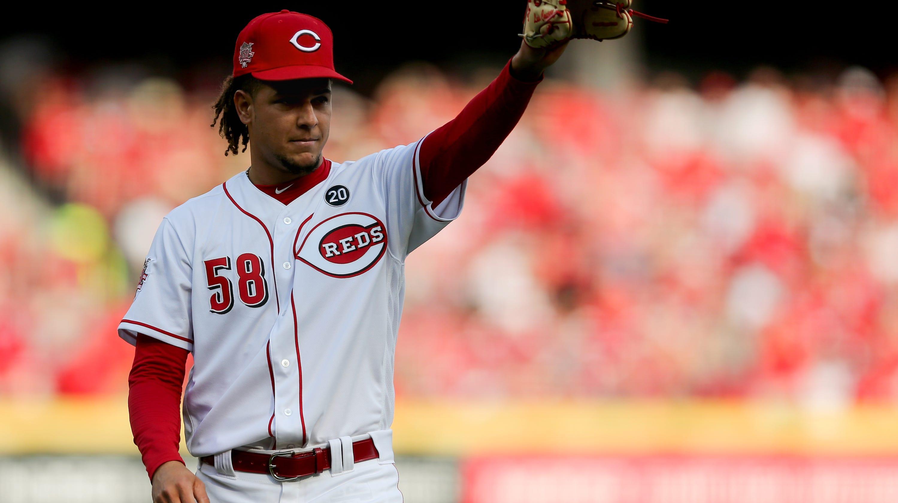 the best attitude 5f152 11244 MLB All-Star Game: Bregman praises Cincinnati Reds' Luis ...
