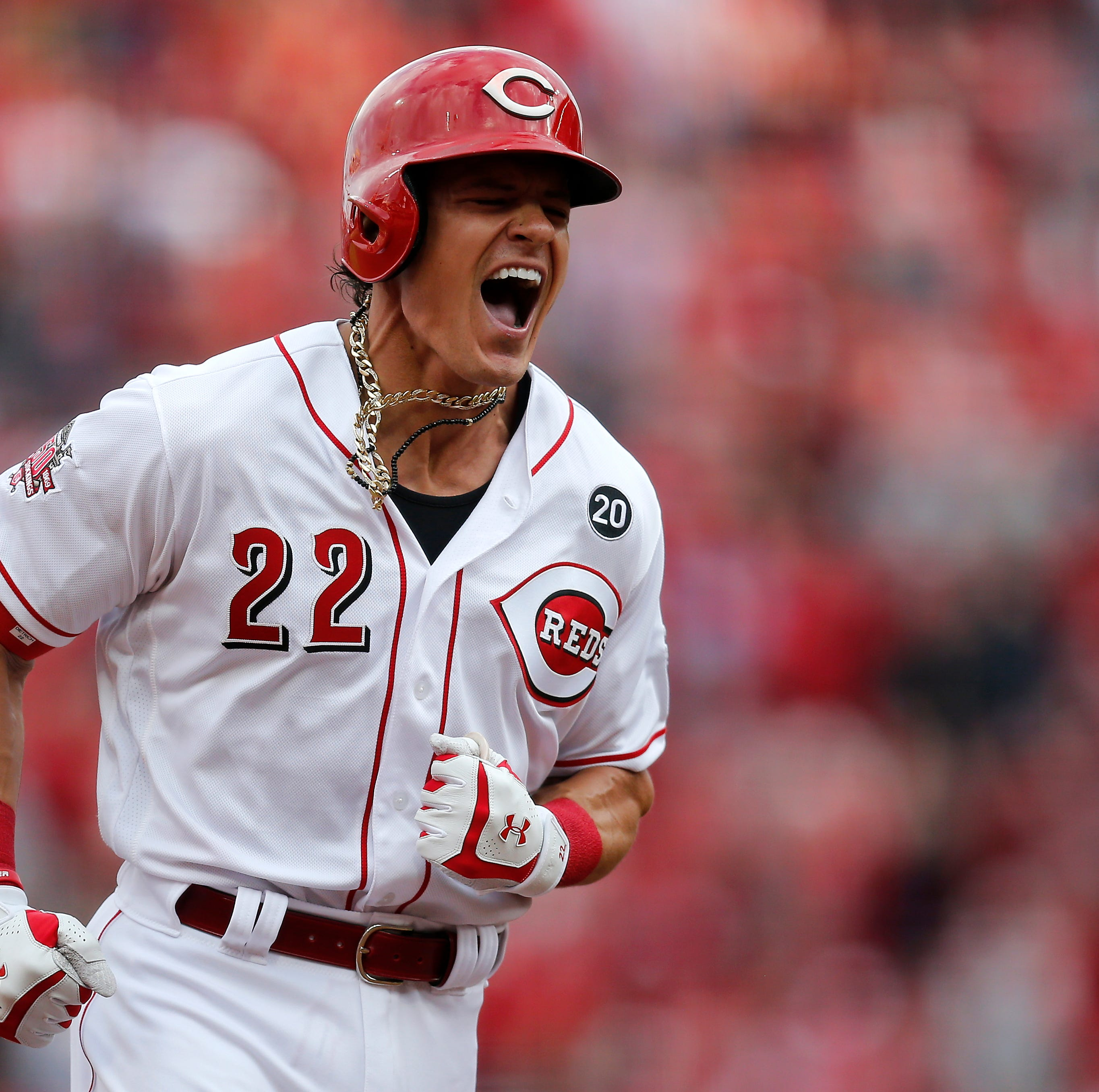Doc: Opening Day 2019 was a party needing a script. These Cincinnati Reds wrote a good one