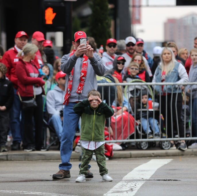 Live: Watch the 100th Findlay Market Opening Day Parade