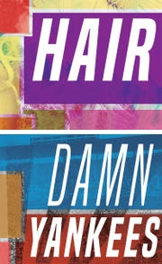 Local Auditions for HAIR, DAMN YANKEES and Roxy Regional Theatre's SEASON 37 to be held on Saturday, April 13