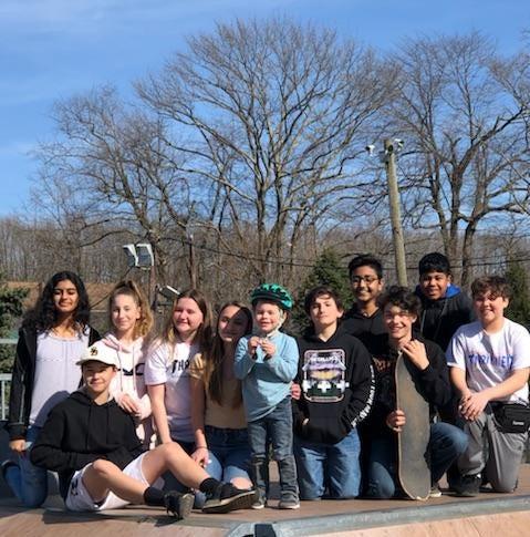 South Brunswick 'superhero' kids reunite with autistic boy