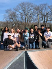 """The South Brunswick kids who showed """"superhero"""" kindness to an autistic boy at a skate park earlier this week were reunited with him at the skate park Thursday afternoon."""