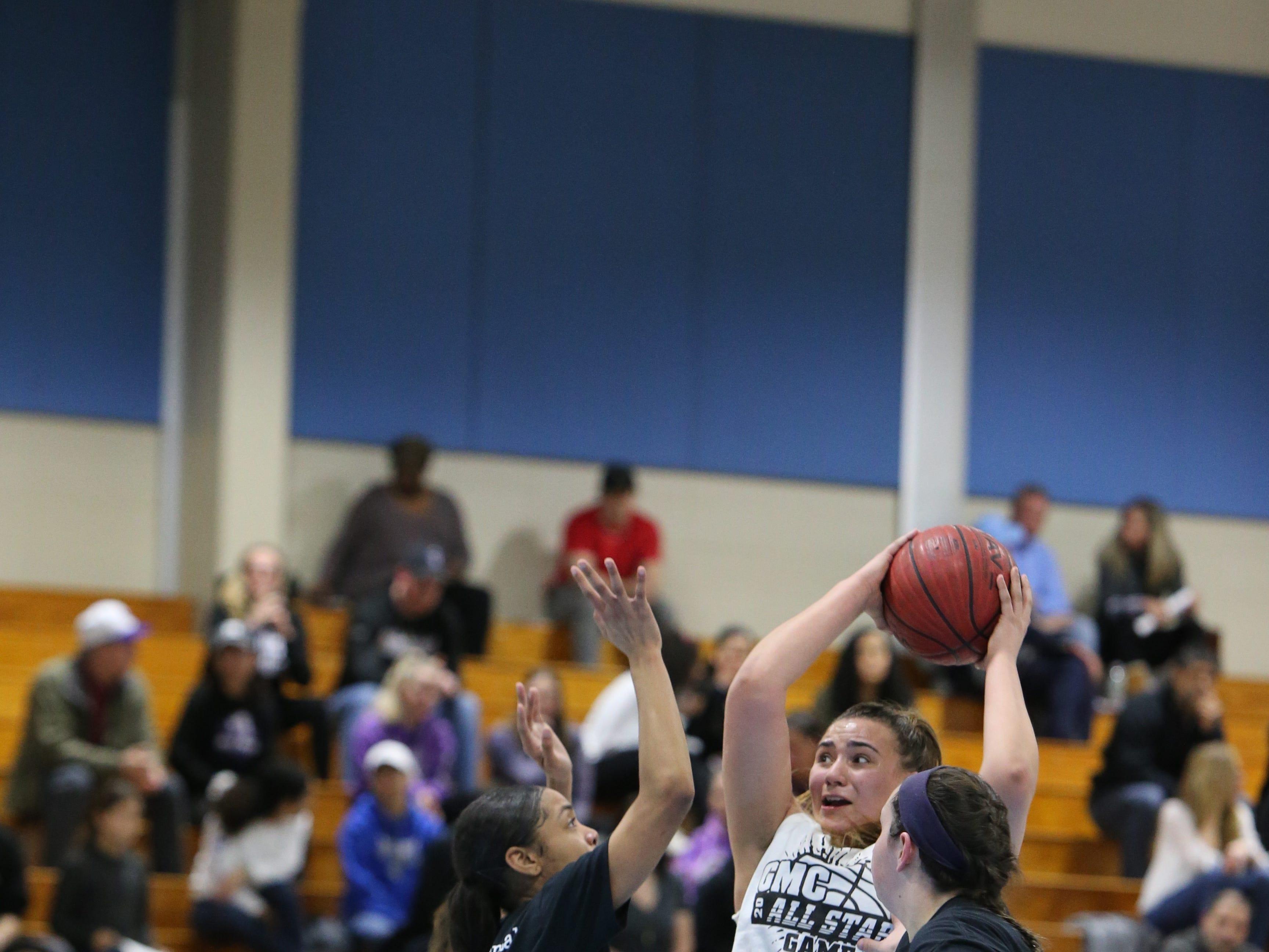 GMC Senior All-Star Basketball