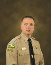 Capt. Brian Smith, Iowa Department of Natural Resources