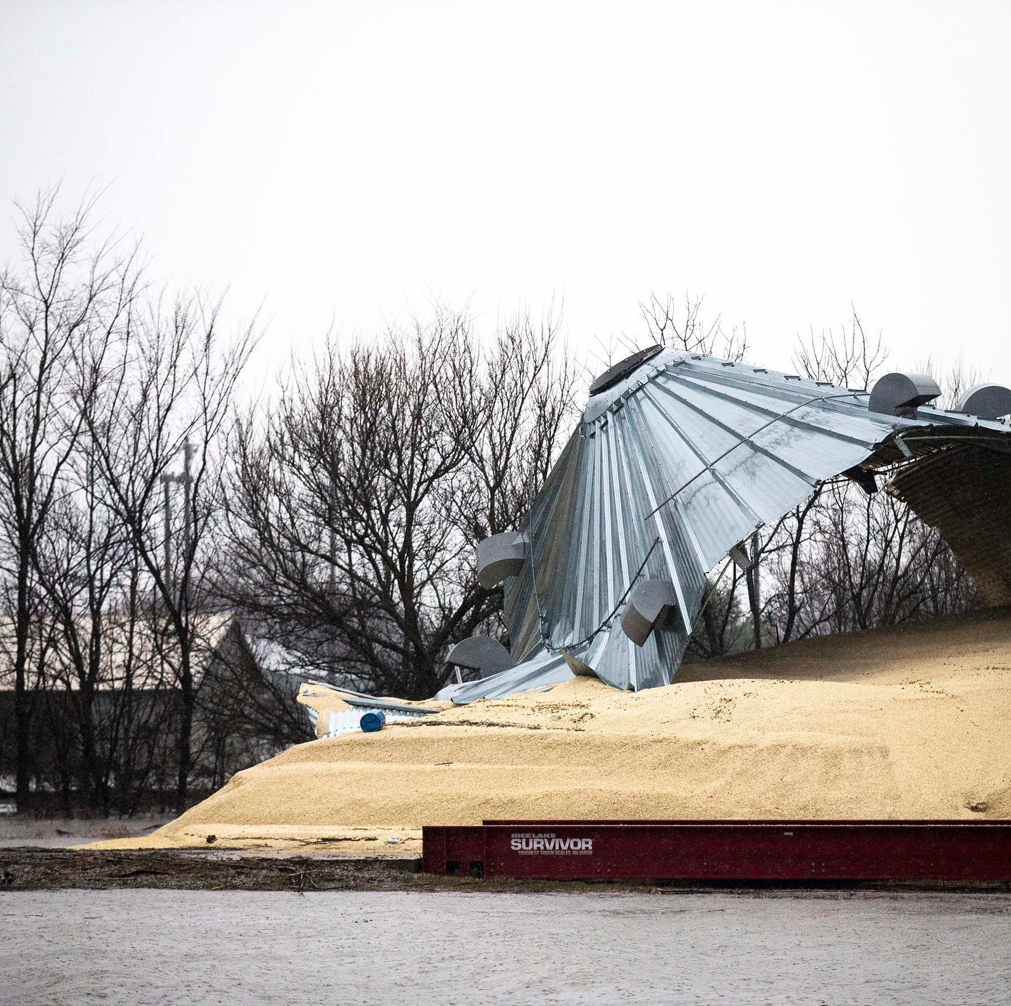 Farm losses drive Iowa's flood damage to $2 billion, Farm Bureau economists estimate