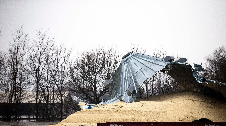 Farm losses push Iowa's flooding damage to $2 billion, ag group says