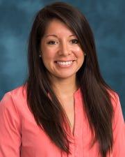 Tiffany Ilten, sports performance dietitian for University of Michigan Athletics.