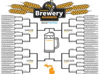 2019 Michigan Brewery Madness: Vote in the Sweet 16!