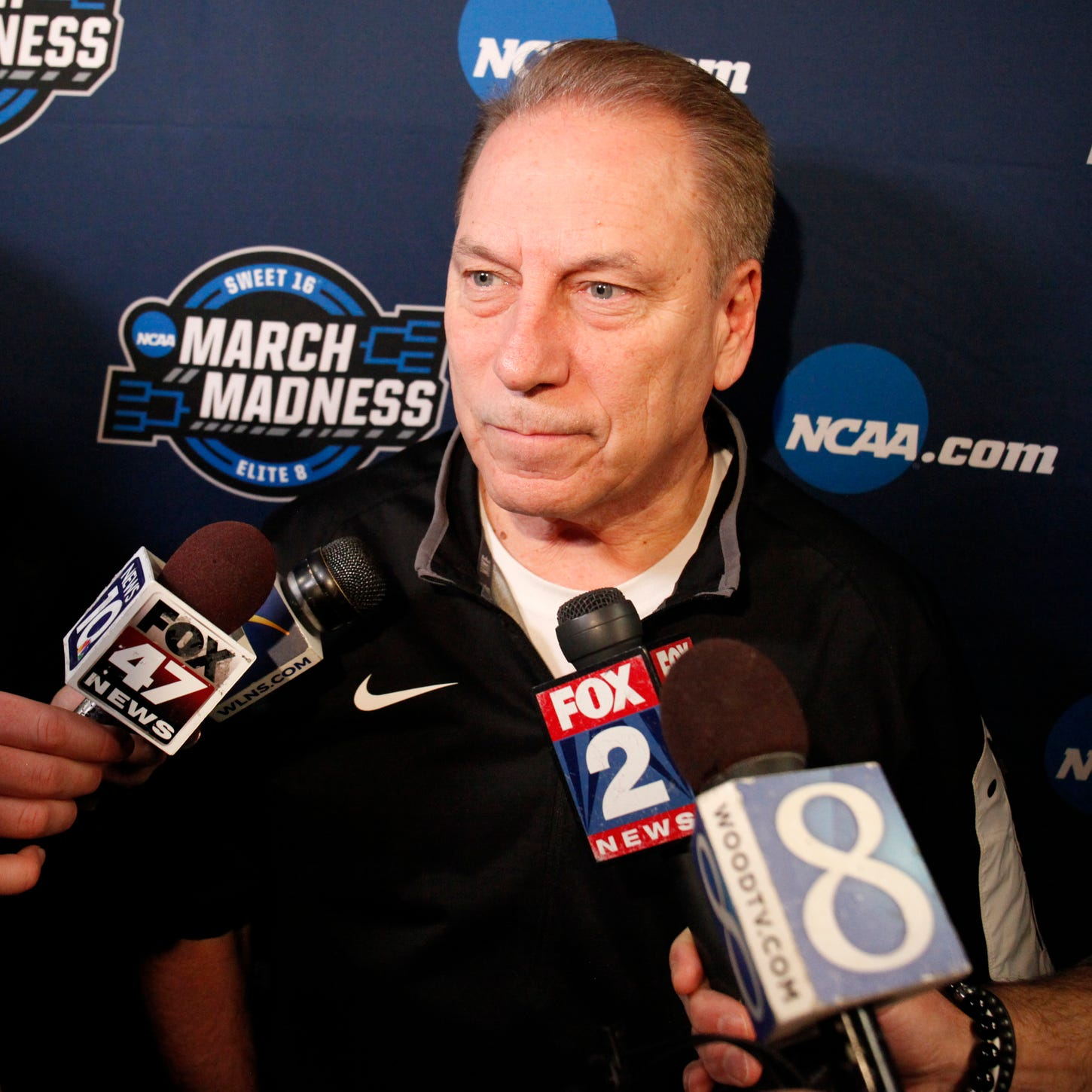 What Michigan State's Tom Izzo said about Sweet 16 foe LSU