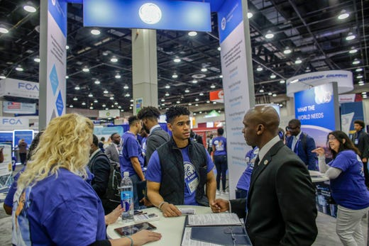 Convention to help push more black students into engineering