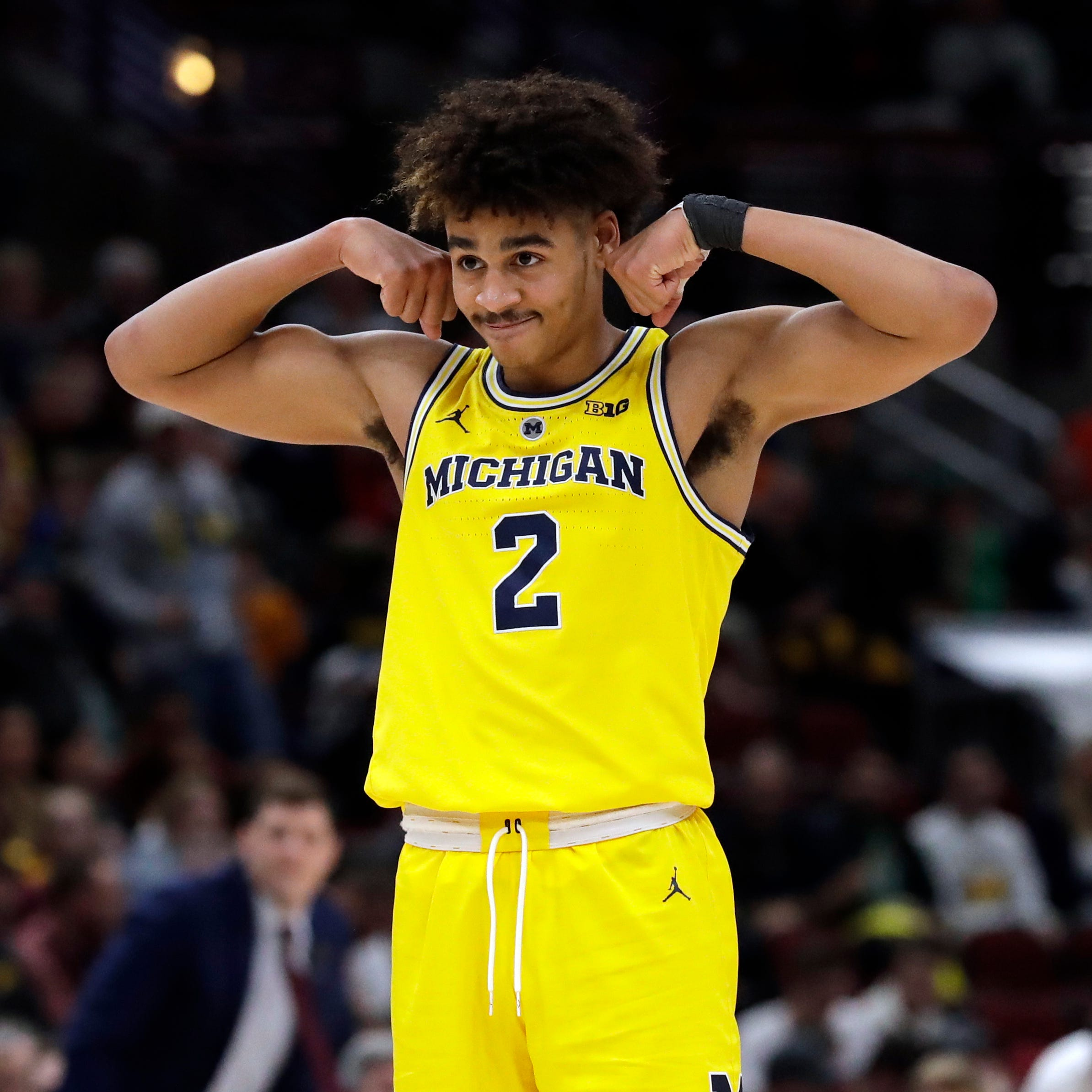 Niyo: Jordan Poole gets to 'show more,' gives Michigan a better shot