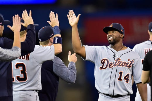 It was a blast': Matt Shepard talks Tigers' TV debut