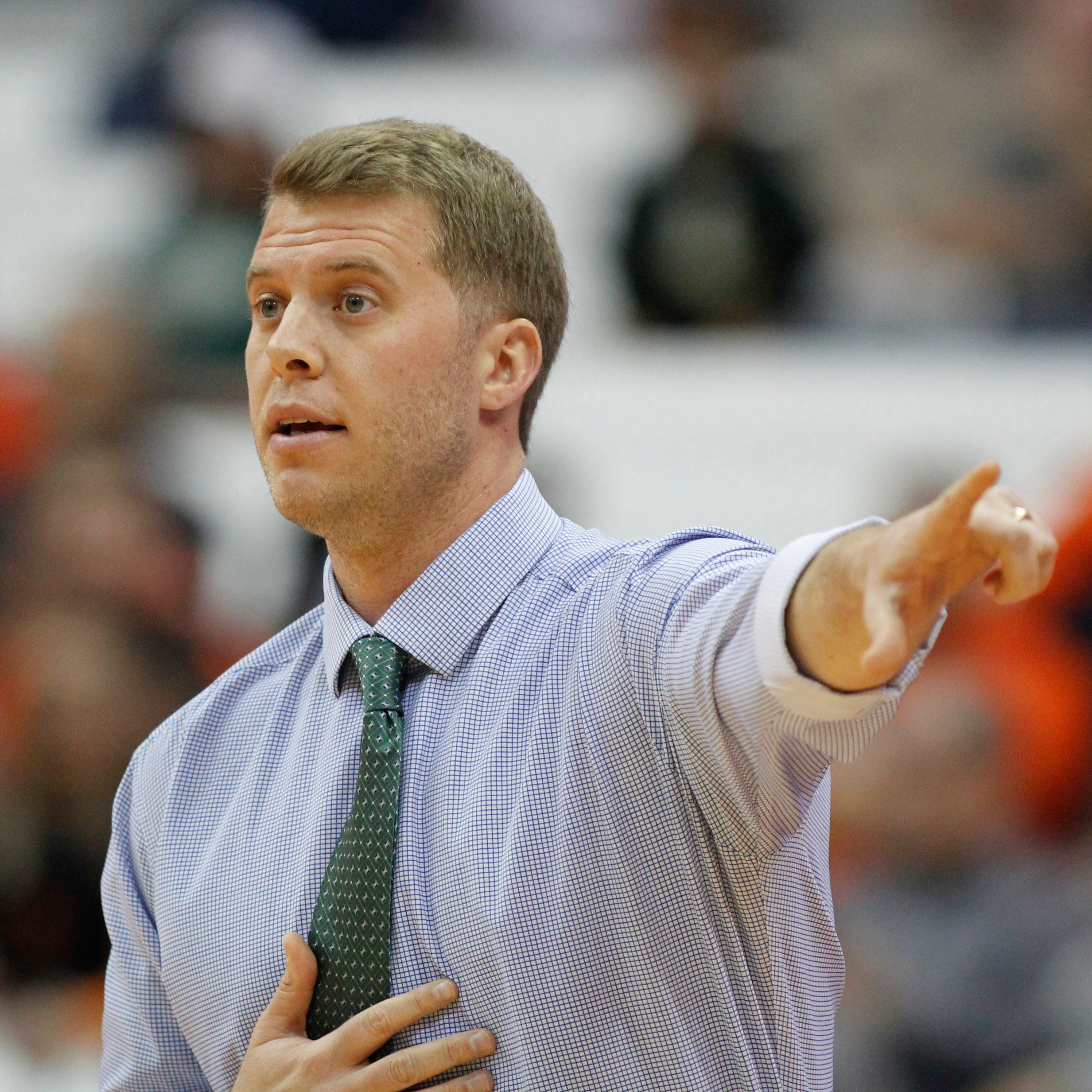 Patrick Beilein, John's son, lands first Division I head-coaching job at Niagara