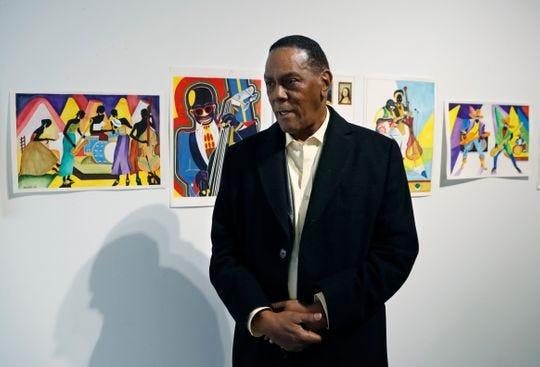 Artist Richard Phillips