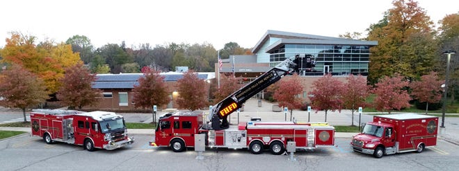 Farmington Hills firefighters operate out of five stations in the community.