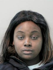 Laticqua Kinney has been charged with assault with intent to do great bodily harm less than murder, aggravated assault and failure to stop at the scene of an accident.