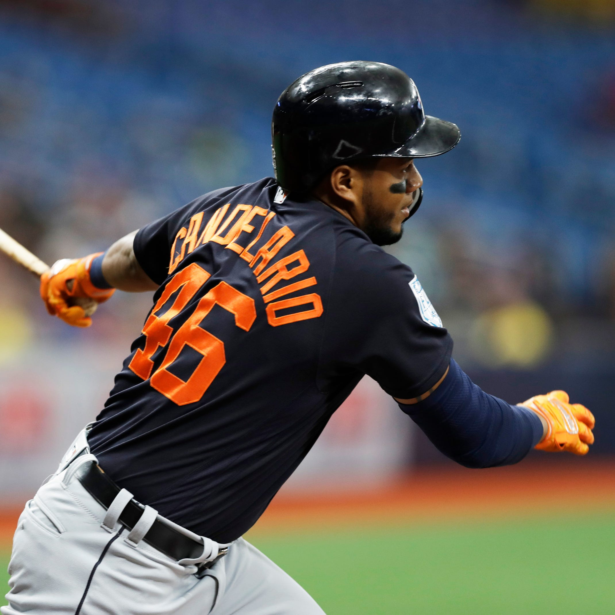 Tigers lineup construction: Candelario earned right to hit clean-up, Gardenhire says