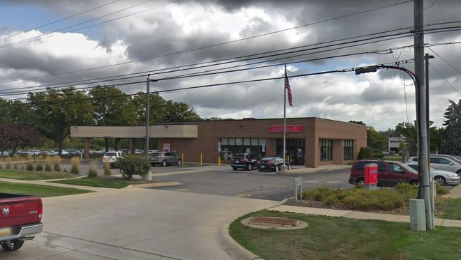People who visited the Bank of America on Romeo Plank Road on March 19 might have been exposed to measles, health officials say.