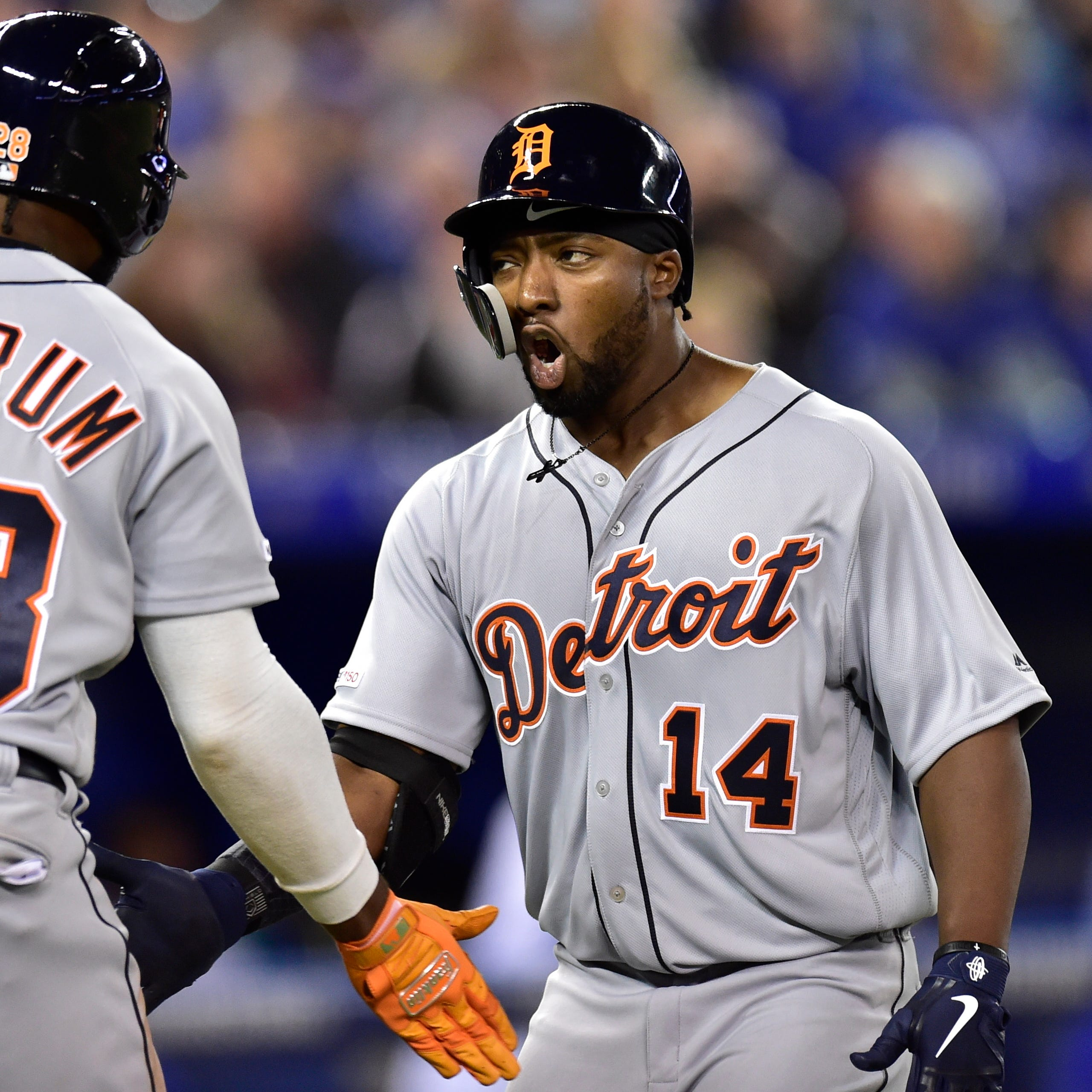 'Surreal': Zimmermann brilliant, Stewart blasts two-run homer, Tigers take opener