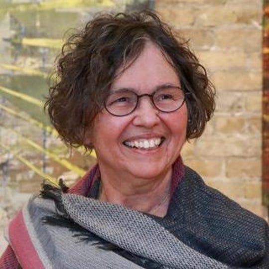 Wisconsin Poet Laureate Margaret Rozga