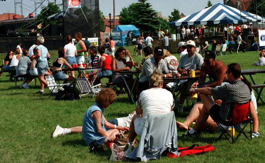 Celebrate De Pere has been canceled for 2020.