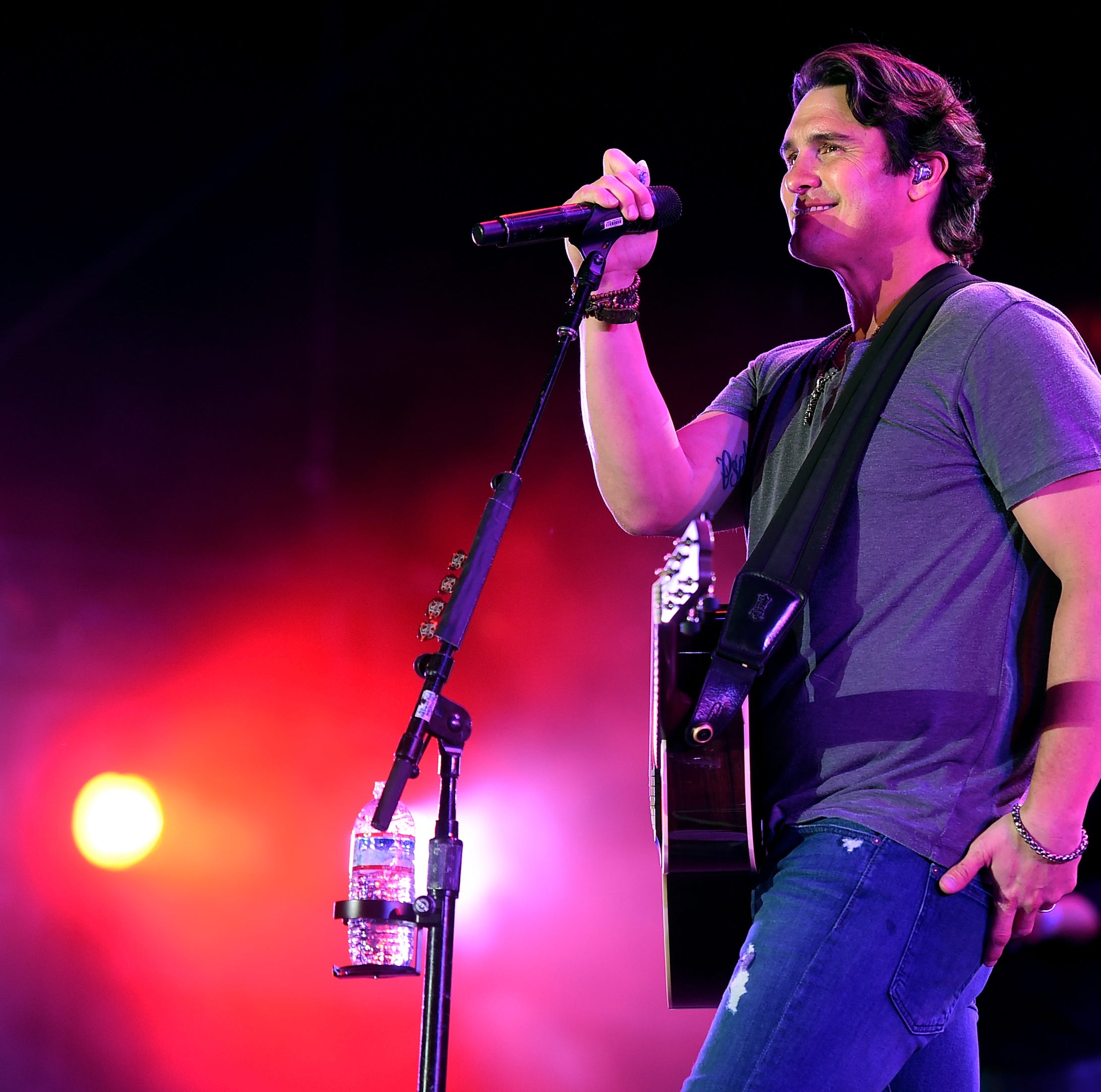 Joe Nichols to play expanded Celebrate De Pere at its new home at Brown Co. fairgrounds