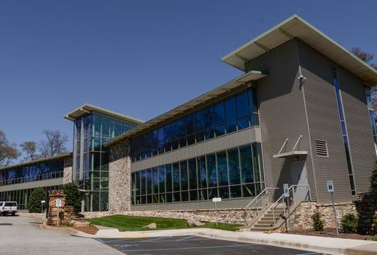 ReWa's headquarters off Mauldin Road in Greenville.
