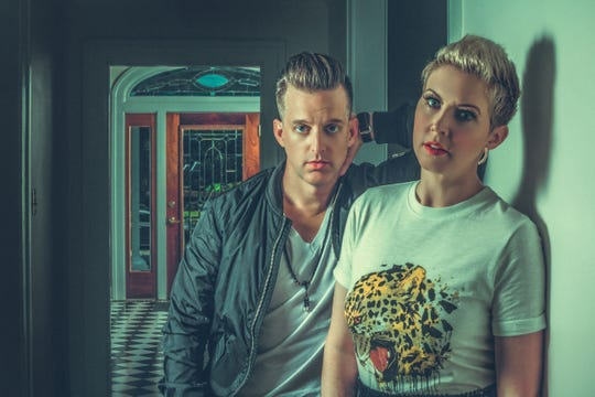Thompson Square, the husband-and-wife country-pop duo of Keifer and Shawna Thompson, come to the Preston Arts Center this Saturday, April 13, to close out the Henderson Area Arts Alliance's successful 25th season.