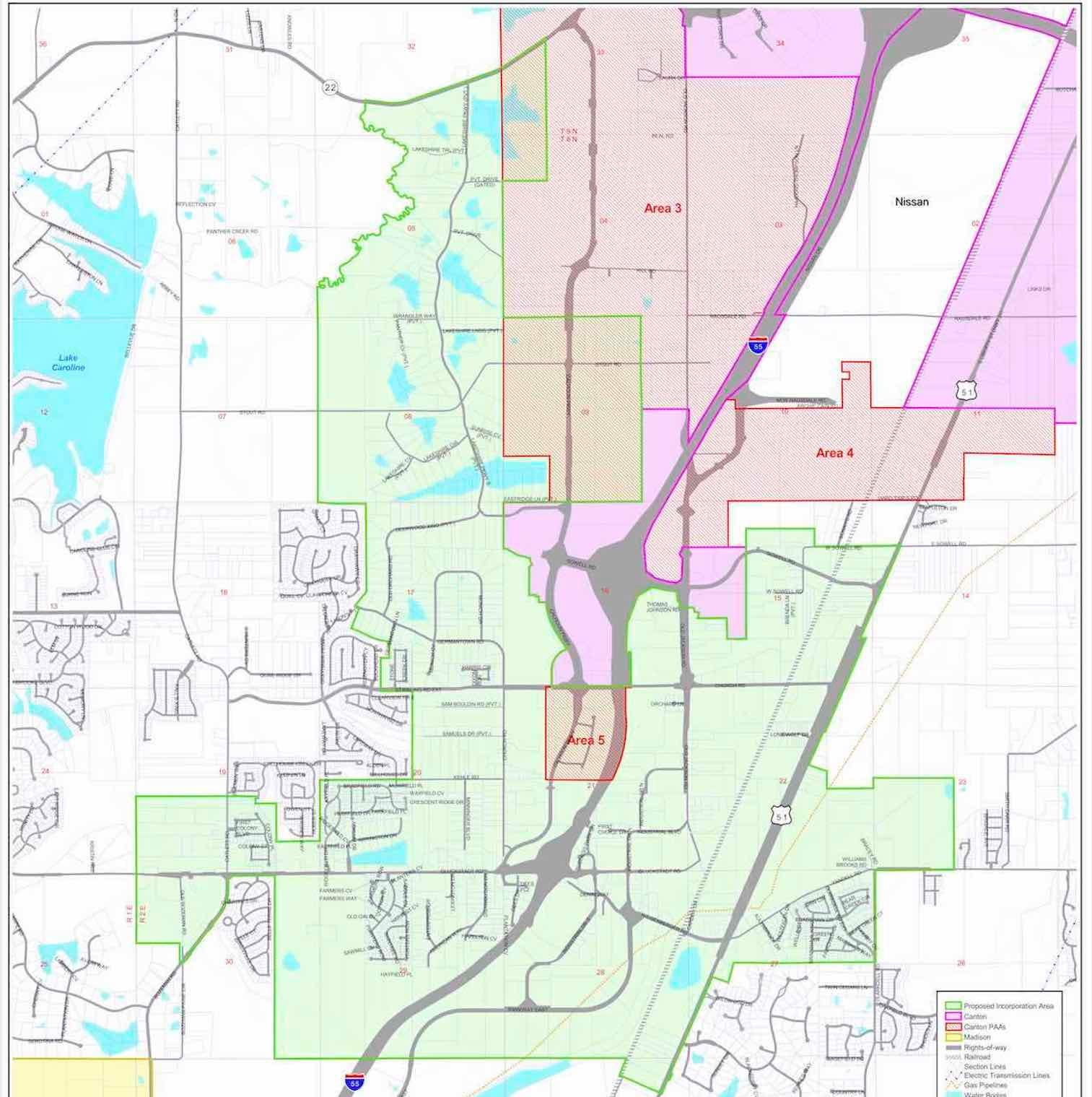After a decade, Gluckstadt is about to become a city. Here's what we know.
