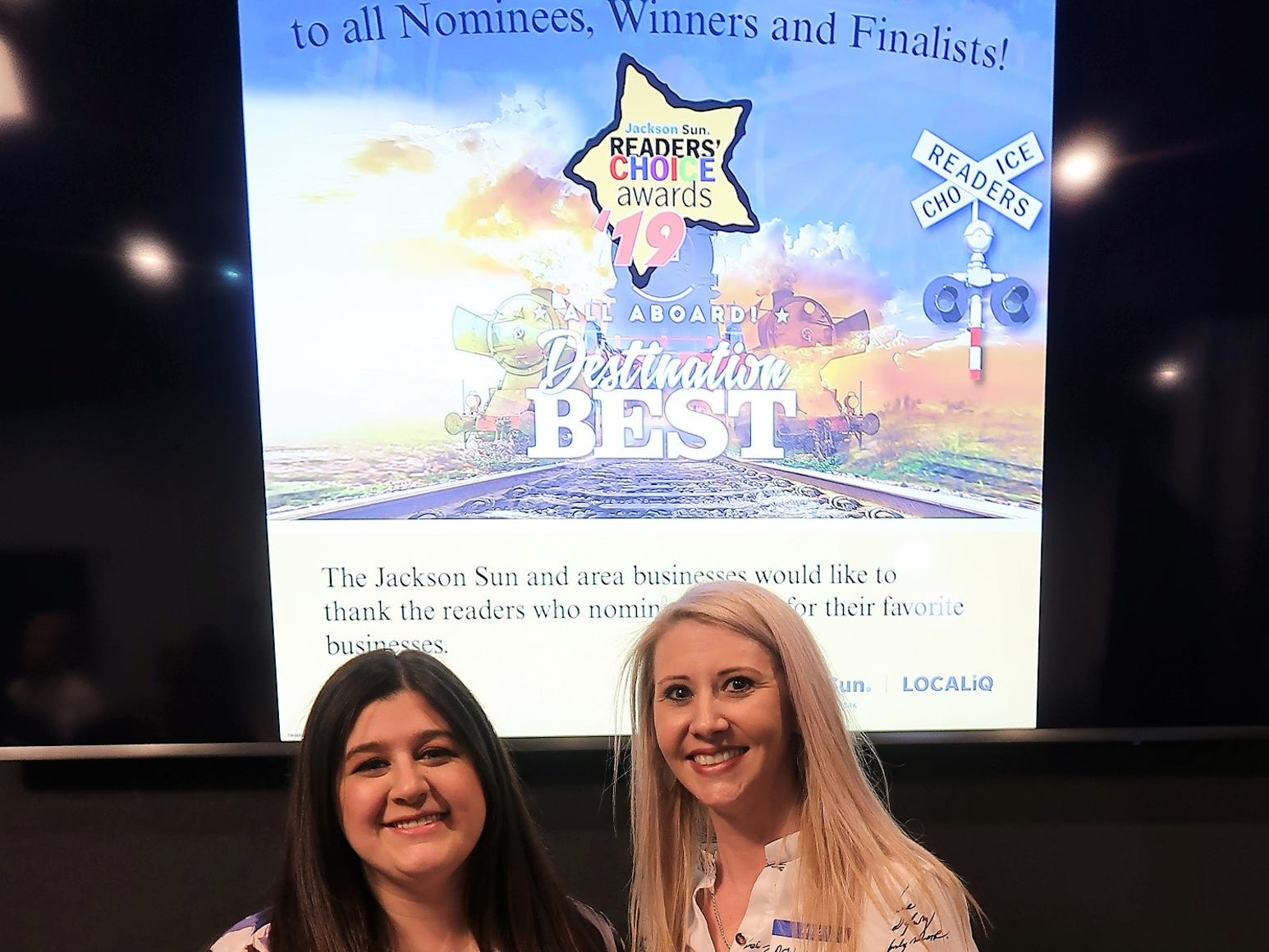 The 2019 Jackson Sun Readers Choice Awards was held at TheCo, Tuesday, March 26, 2019.