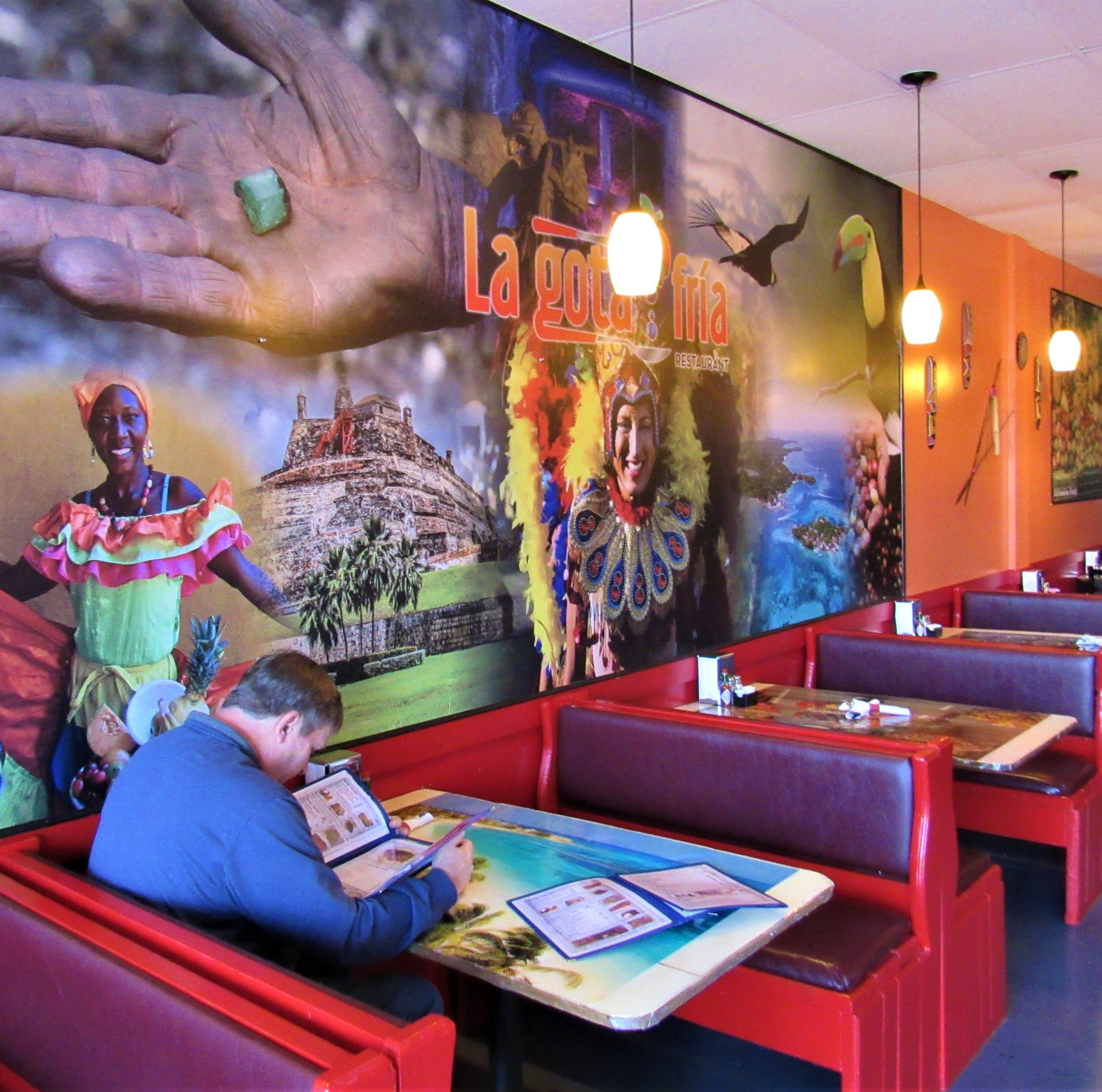 La Gota Fria brings authentic taste of Colombia to West Knoxville