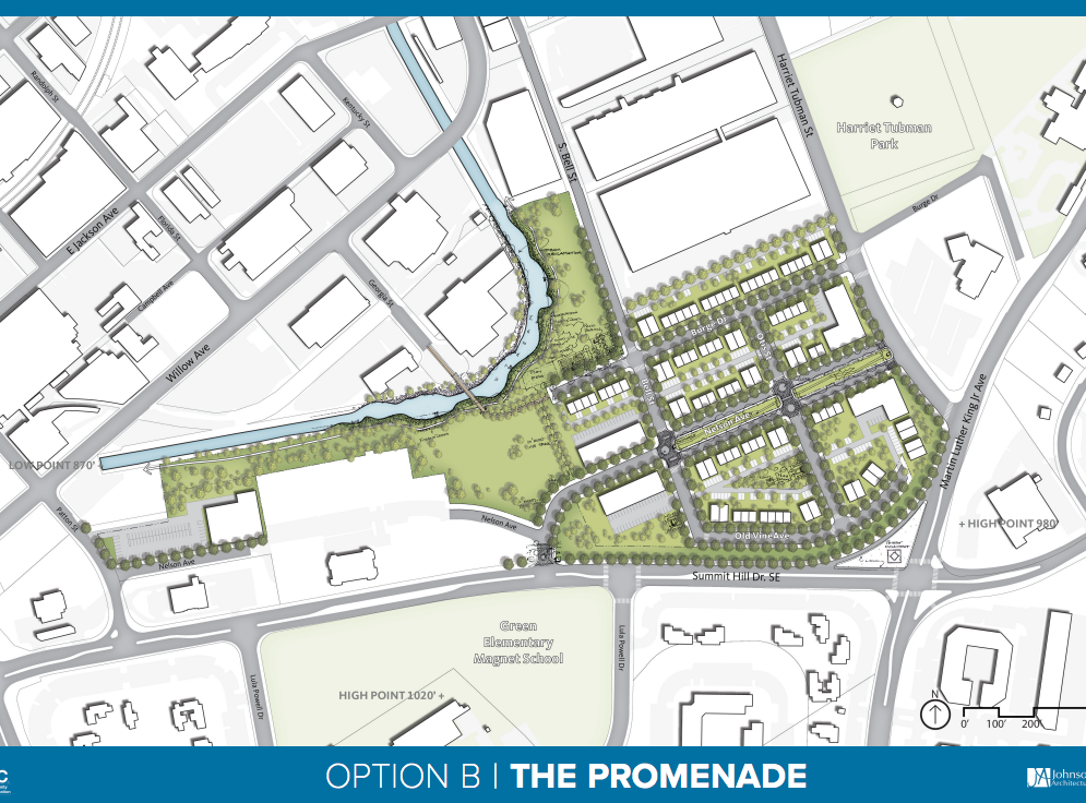 KCDC and design firm Gensler want public comments on which elements of the designs people like or dislike for Austin Homes. They'll assemble a final plan out of the preferred elements. Comments can be made at one more public meeting, which has yet to be scheduled.