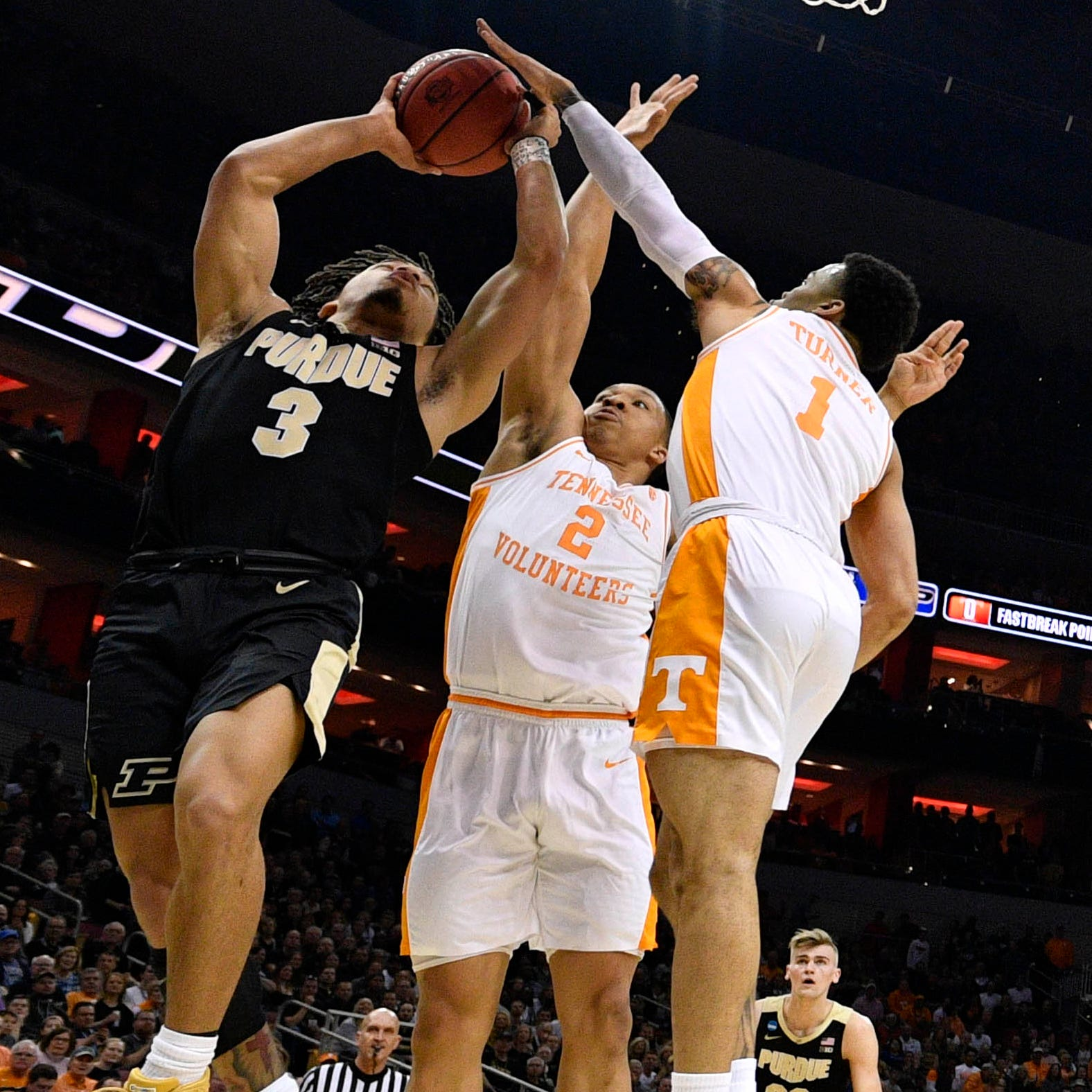 Vols' Grant Williams to NBA makes sense — but it's trickier for Jordan Bone