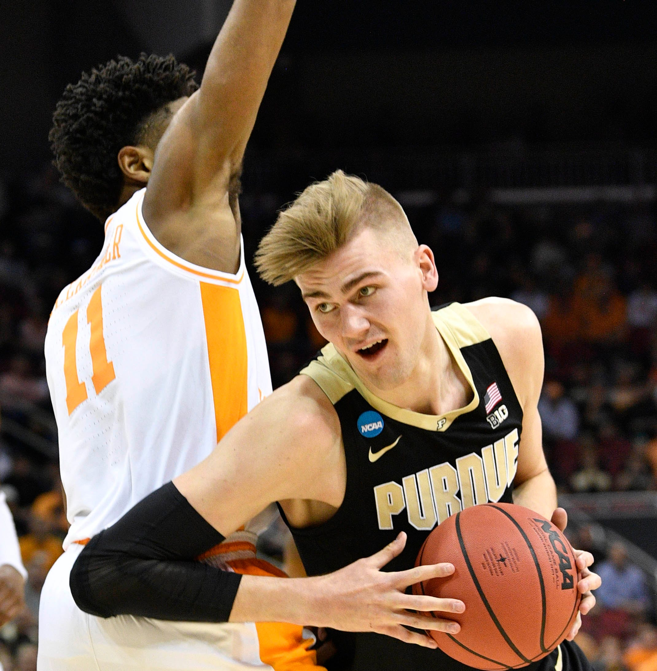 NCAA Tournament 2019: Purdue vs. Tennessee basketball video highlights, score