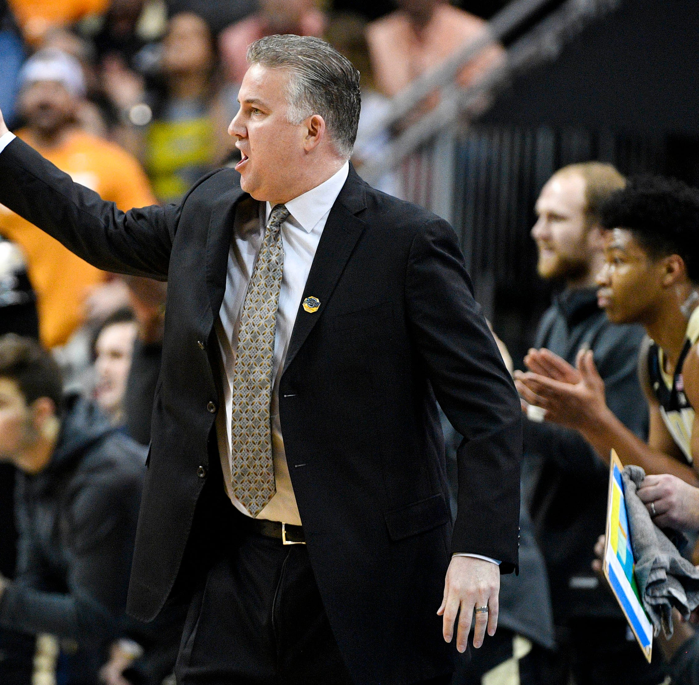 Purdue's Matt Painter named National Basketball Coaches Association Coach of the Year