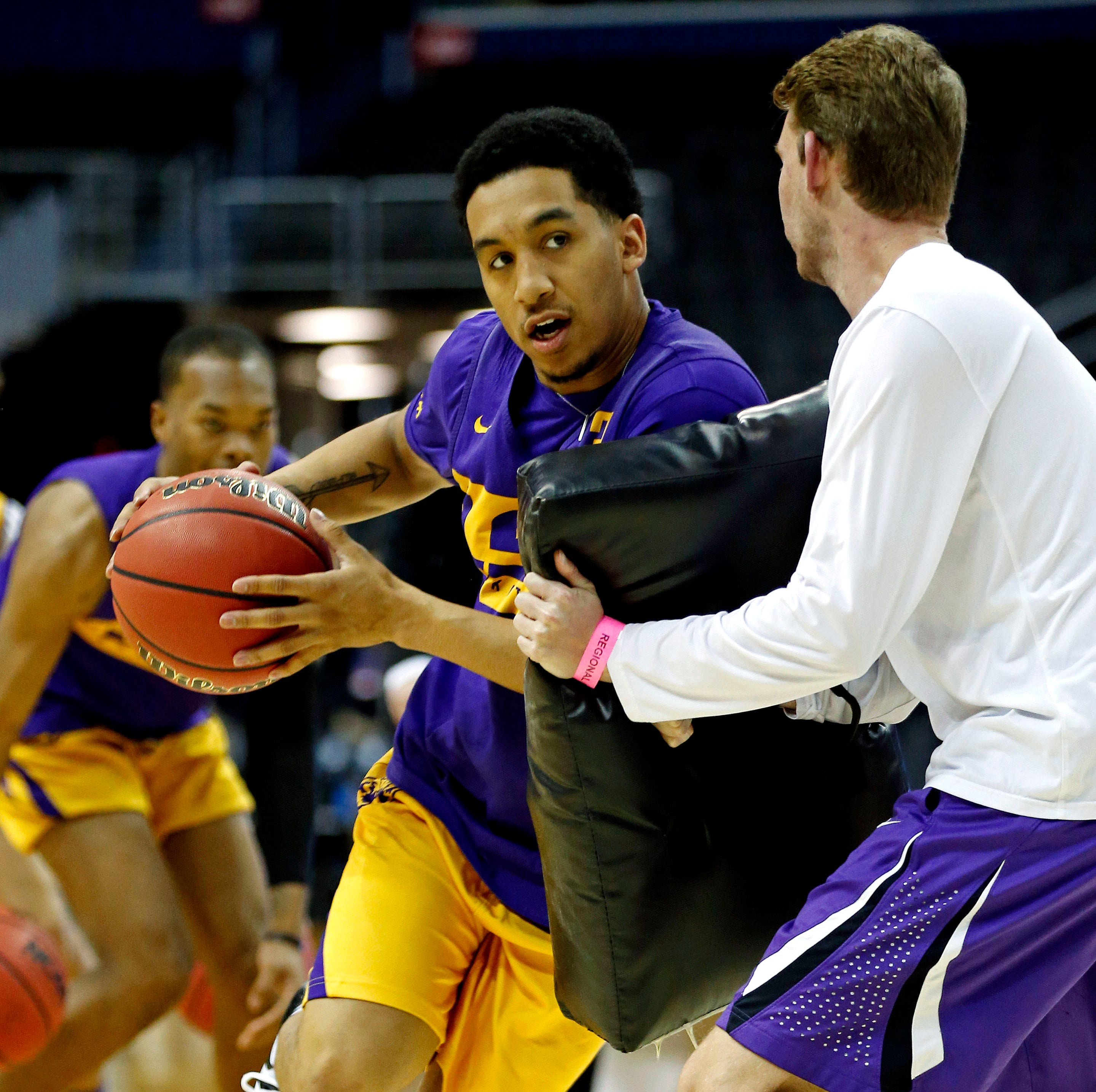 LSU vs. Mich. St.: Welcome to No-Zone Zone — LSU struggles against it, but Izzo hates it