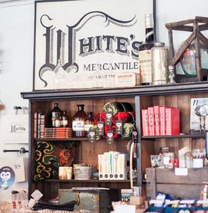 Songwriter Holly Williams opens White's Mercantile store to NuLu