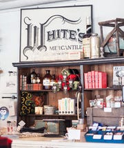 White's Mercantile is a Nashville-rooted store on East Market Street in NuLu.