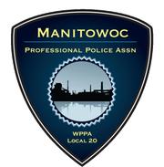 Manitowoc Professional Police Association logo